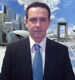 portrait david J. chemla de l'Espace Informatique de Vincennes
